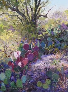 In the Desert Light, Oil Painting by: Carol Swinney