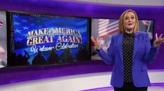 Samantha Bee Picks Apart Donald Trump's 'Dystopian' InaugurationCoronation Street | Full Frontal with Samantha Bee | TBS