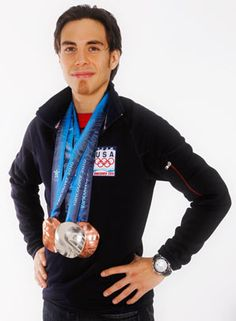 Apolo Ohno with his medals from Vancouver 2010 Games. Olympic Medals, Olympic Games, Apolo Ohno, 2010 Winter Olympics, Shaun White, Speed Skates, Winter Games, Latest Sports News, A Star Is Born