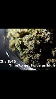 840. Twice as high. Smoked. Lol 420