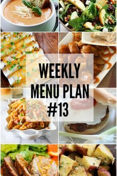 You searched for Weekly Menu Plan - Page 3 of 4 - The Recipe Critic
