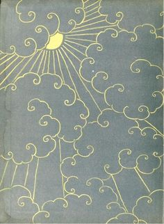 """venusmilk:  A masque of days: from the last essays of Elia (1901)Illustrations by Walter Crane (inside cover)   """