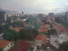 Vista desde La Viña, Valencia, Venezuela