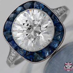 Art Deco Ring   Setting Beautiful and unusual