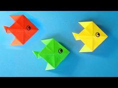 11 Fantastiche Immagini Su Pesce Di Origami Paper Engineering
