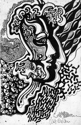 Drawings - Wes Wilson
