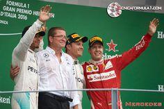Hamilton acepta su responsabilidad sólo a medias  #F1 #ItalianGP