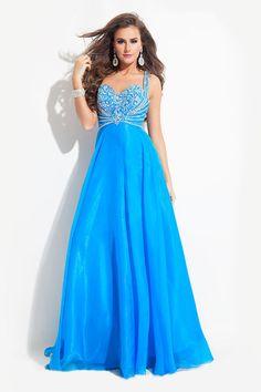 2015 Halter Backless Prom Dresses A-Line/Princess Chiffon USD 139.99 LDPN6BFMQZ - LovingDresses.com