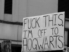 Hogwarts >>>>>