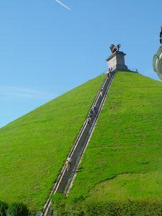 Lion Hill, Waterloo, Belgium