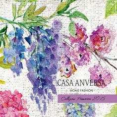 COLLEZIONE CASA ANVERSA Primavera 2015 - Completi Letto www.casaanversa.it