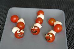 Obst Und Gemüse Tiere