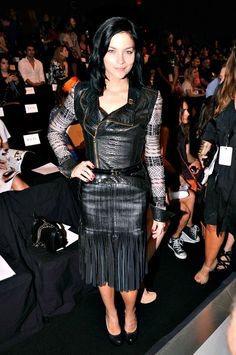 New York Fashion Week, Leigh Lezark