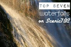 Waterfalls in British Columbia