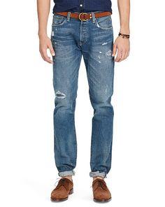 Sullivan Slim-Fit Jean - Polo Ralph Lauren New Arrivals - RalphLauren.com