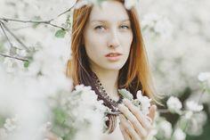 Beautiful Blossom Bridal Shoot   By Warmphoto Photography   Bridal Musings Wedding Blog  7
