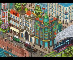 Fantastic Pixelart Works by Megapont