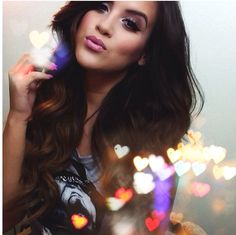 Beautiful Bombshell Nicole Guerriero loves the NuMe Titan 3! Love her look? Use code valentine3 on her favorite set. xo