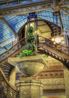 Chicago Rookery