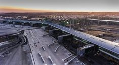Istanbul Airport, Airports