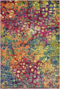 Modern Abstract Rugs Multi 6' x 8' 11'' FT (183cm x 274cm... https://www.amazon.com/dp/B01HDL4FWC/ref=cm_sw_r_pi_dp_x_ftUGybXTHR91Z