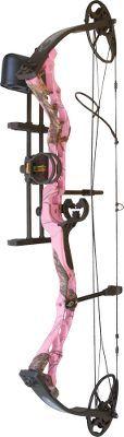 Diamond® Archery Infinite Edge Bow Package — Pink Blaze