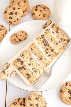 Easy Cake Recipes, Apple Recipes, Cupcake Recipes, Cupcake Cakes, Dessert Recipes, Food Cakes, Chocolates, Chocolate Chip Cookie Cake, Chocolate Cupcakes