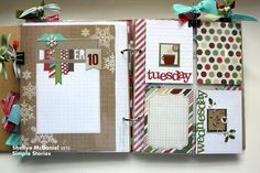The Papered Cottage: A SN@P December Daily