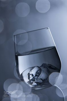 cold water by photo229  IFTTT 500px blue cold drink food glass ice indoor water