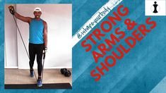 Strong Arms & Shoulders - Full Effective Workout by ishapeyourbody Strong Arms, Shape, Workout, Shoulder, Fit, Work Outs