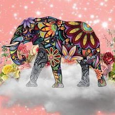 Mandalaphant por @gloriasanchezartist en #señorcool http://senor.cool/mandalaphant  #ilustración #collage #mandala #mandalaart #elefante #artecool #arte #artistas #beautiful #indie #hippie #boho #colorido #cute #flores #naturaleza #collageart #diseñador #diseño #viajes #coolartwork #coolartist #instart