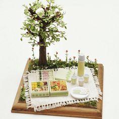 2017. Miniature food♡ ♡ By Petit Fleur