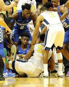08f240d70b08 Diallo s face🤣 (Kentucky vs West Virginia) Uk Wildcats Basketball