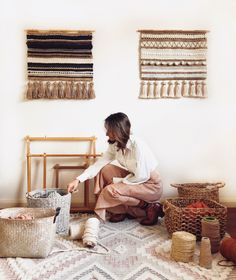 Textiles, Diy Outdoor Furniture, House Layouts, Happy Colors, Crochet Motif, Craft Fairs, Burnt Orange, Macrame, Hand Weaving