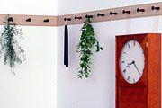Pine Shaker Pegboard / Source for US Made Maple and Cherry Pegs