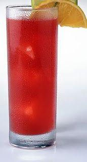 Cocktail Espuela Roja
