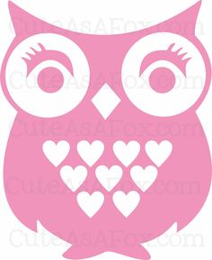 Cute+As+a+Fox:+Owl+you+need+is+love+-+Heart+Owl+with+Free+Download