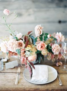 jen huang \ chiali meng \ ginny au \ sunstone villa \ nicolette camille \ colorful tabletop - so romantic