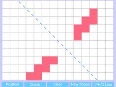 IWB iPad Symmetry teaching resource