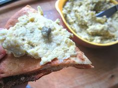 Simply Delicious Artichoke Tapenade