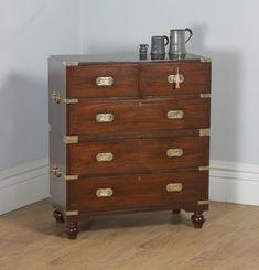 Antiques Enthusiastic Antique Victoria Chest Of Draws Furniture