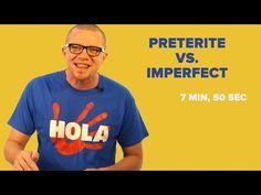 Pretérito v. Imperfecto - YouTube