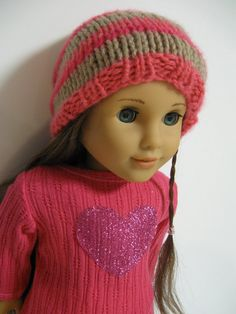 American Girl Doll Clothes   Pretty in Pink  by 123MULBERRYSTREET, $26.00
