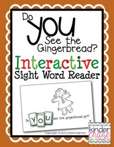"Search Results for ""Gingerbread Sight Word Hunt"" – Calendar 2015"