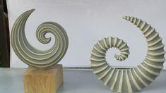 Works exhibited at the ceramics fair at Diessen, Bavaria, Germany.