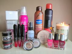 Top Ten Products for under €10 - The Imperfect Beauty