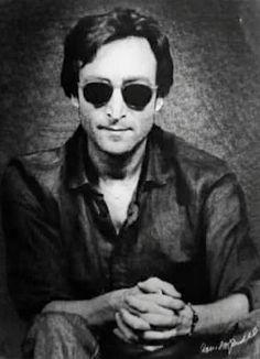 John Lennon in 1980.