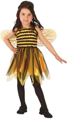 a6d0f1c97ee2b Kids Bumble Bee Toddler Costume - Mr. Costumes