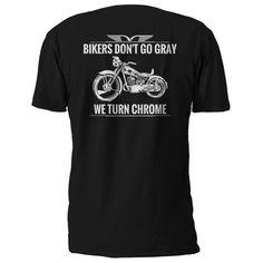 Biker's Turn Chrome