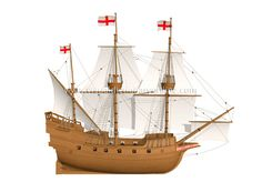 Large warship with sails that was used by the Spanish in the 17th and 18th centuries for trading with the colonies.